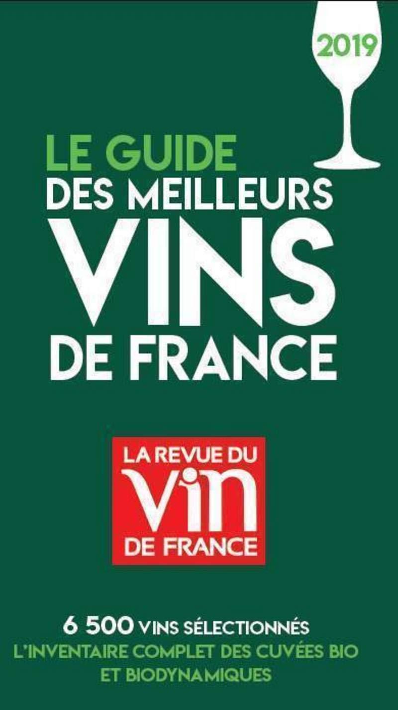 Guide des Meilleurs Vins de France - RVF