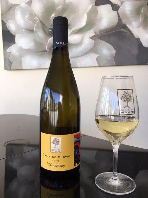 Grain de Survie - 2016 - Chardonnay - Pommier