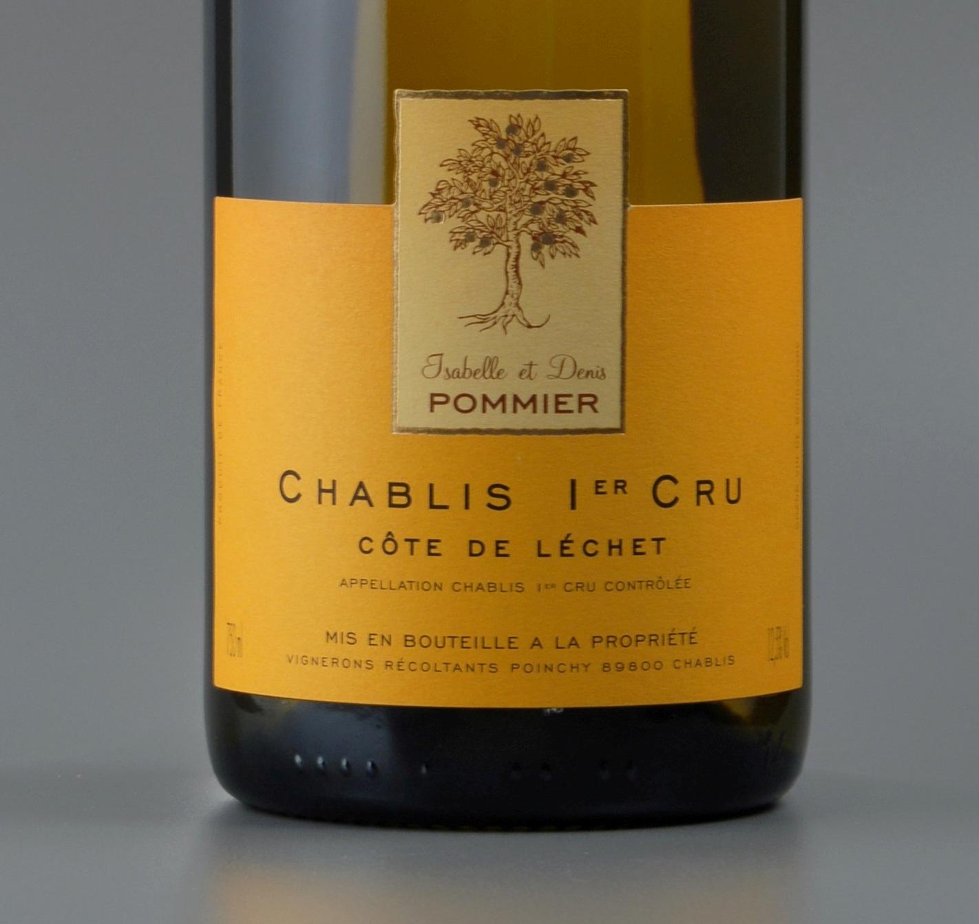 Chablis Premier Cru 4 - Fourchaume, Beauroy, Côte de Léchet