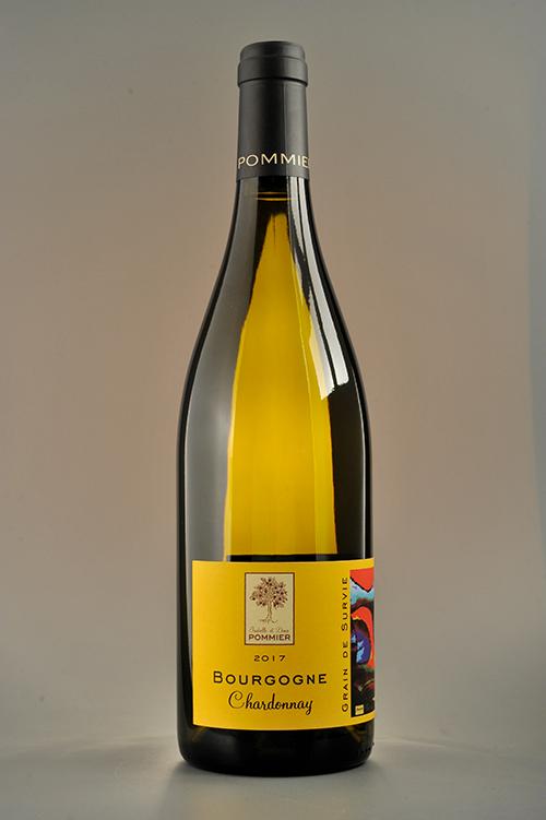 Bouteille Bourgogne Chardonnay Grain de Survie